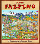 Charles Fazzino 3D Art Charles Fazzino 3D Art O Beautiful for Spacious Skies (Collector Edition Book)